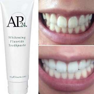 AP24 tooth brush ( odol pemutih gigi)