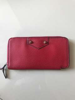 Mango Red Wallet