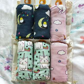 Brand New Tula Baby Blankets