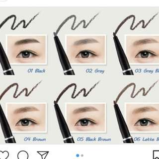Tony moly eyebrow pencil