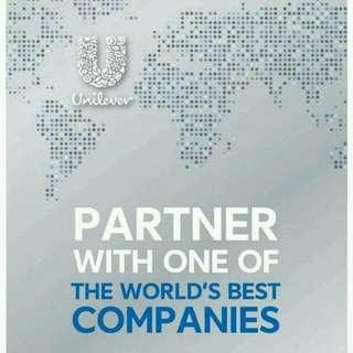 Unilever Network Business opportunity