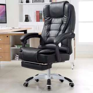 Black Swivel Chair Boss Executive Chair Furniture