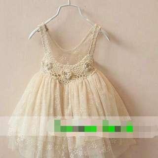 NEW dress brukat