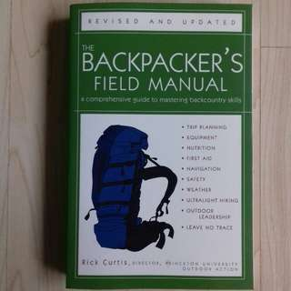 The Backpacker's Field Manual