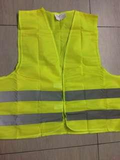 Mercedes-Benz safety jacket
