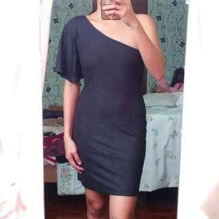 Mettalic Party Dress