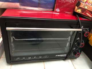 Oven to let go