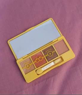 Missha Eyeshadow Eye Color Studio Mini Minion Edition
