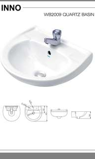 INNO QUARTZ BASIN (READY STOCK)