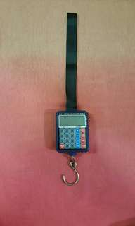 Luggage Weighing Scale with Calculator