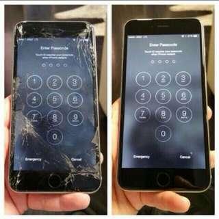 Repaired Phone