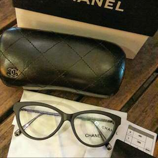 Chanel Cats Eye Glasses