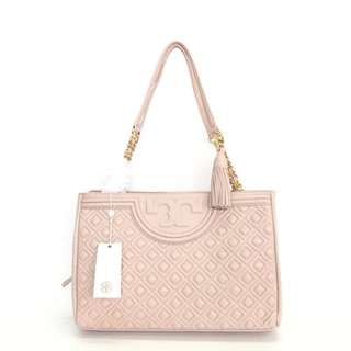 Tory Burch Fleming Open Shoulded