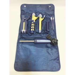 Philips Salon Multistylist 10 in 1 Ceramic Hair Curler Straightener