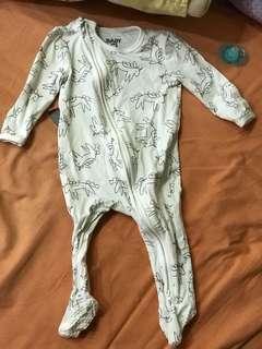 Cotton On Baby Sleepsuit