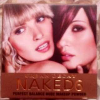 Perfect Balance Nude Makeup Dual Face Powder