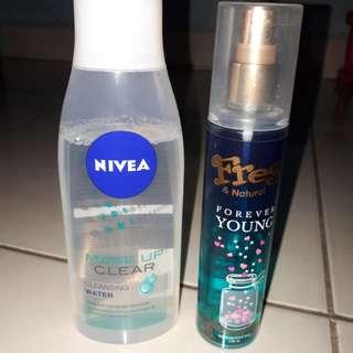 Nivea, fresh