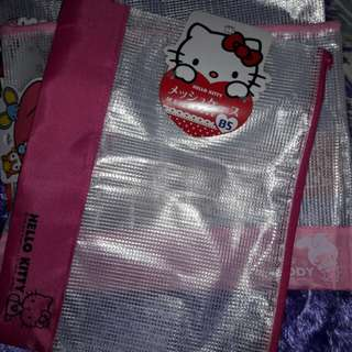 Hellokitty and melody Big pouch