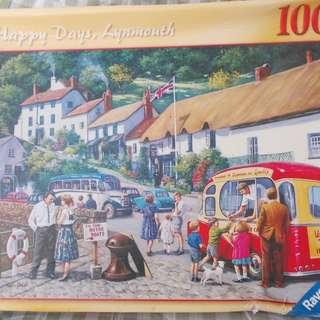 Ravenburger 1000 pieces Jigsaw Puzzle