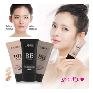 [BRAND NEW] [High Quality] Professional 50G Perfect Cover BB Cream Facial Whitening Concealer