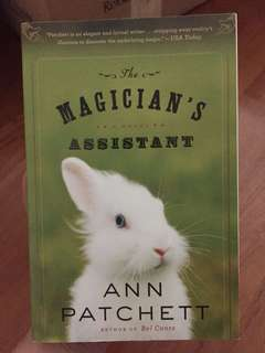 Ann Patchett - The magicians assistant