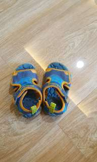 Preloved Timberland sandals 1 to 2 years - 17cm