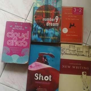 Novels (used)