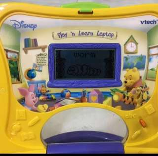 Disney Vtec play n learn laptop