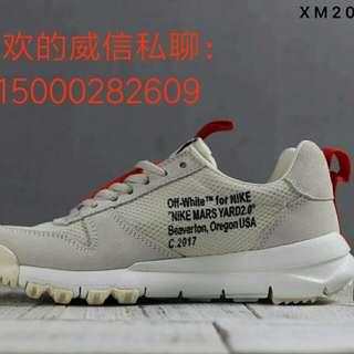 休闲鞋 NIke权志龙同款大勾联名宇航员运动鞋