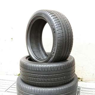 Used 225/45 R17(Sold) Michelin (2pcs) 🙋‍♂️