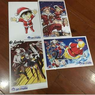 [DISCOUNTED ❗️] Official Anime Animate Cards/ Art Prints/ Postcards