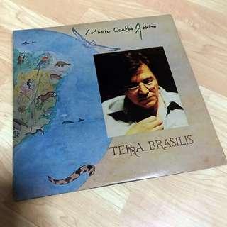 "Double Vinyl LP 12-Inch, Antonio Carlos Jobim ""Terra Brasilis"". US Press. NM."