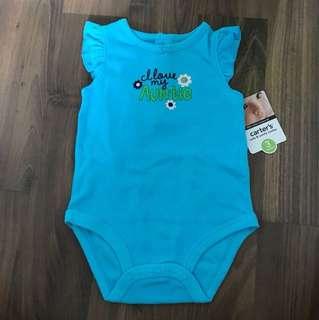 Carters onesie set