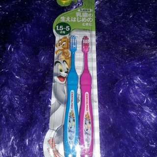 Tom and jerry toothbrush