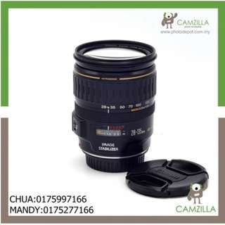 USED CANON LENS EF 28-135mm 1:3.5-5.6 IS