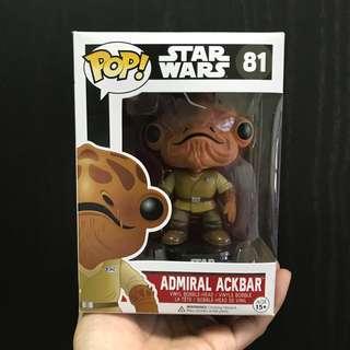POP Admiral Ackbar