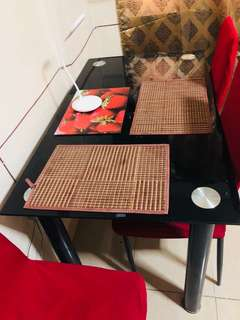 Dining set (Rush Sale)