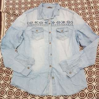 Pre-loved Chambray Shirt: BNY
