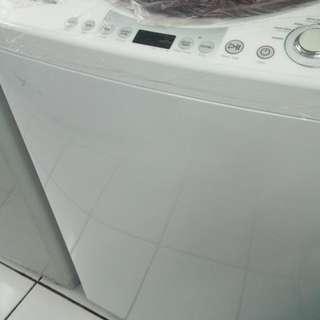 Mesin cuci murah bisa di kredit