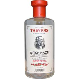 [instock] Thayers Witch Hazel - Rose Petal