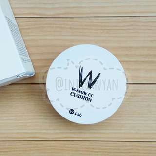 W.Lab W-Snow CC Cushion #23