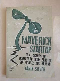 Maverick Start Up by Yanik Silver