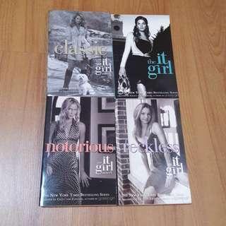 It Girl Series by Cecily von Ziegesar
