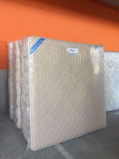 $50 only king size spring mattress