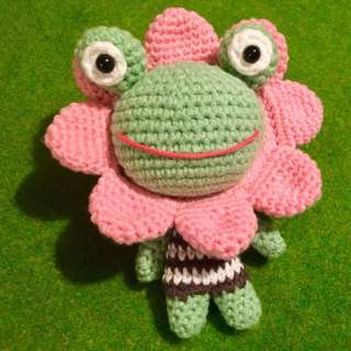 花花青蛙 Flower Frog