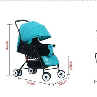 Baby Stroller/can sit/recline