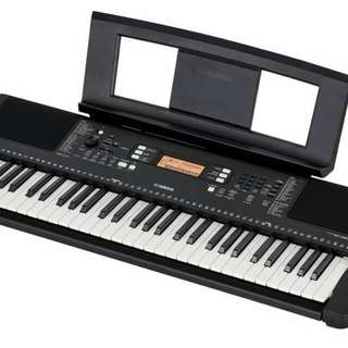 Kredit yYamaha Keyboard E363 Bunga 0% Proses 3 Menit