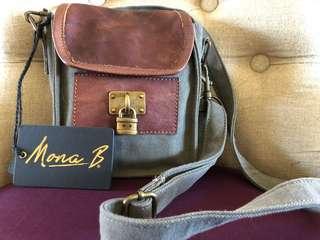 Mona B Locksmith Cross Body Bag