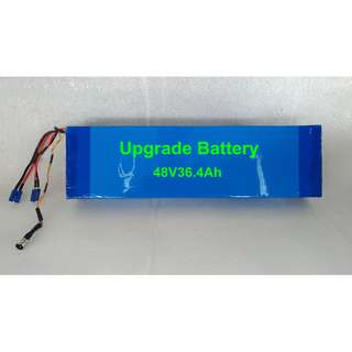 48v battery bypass bms upgrade battery to  36.4ah for high discharge 100A