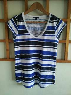 Gap Basic Striped Top